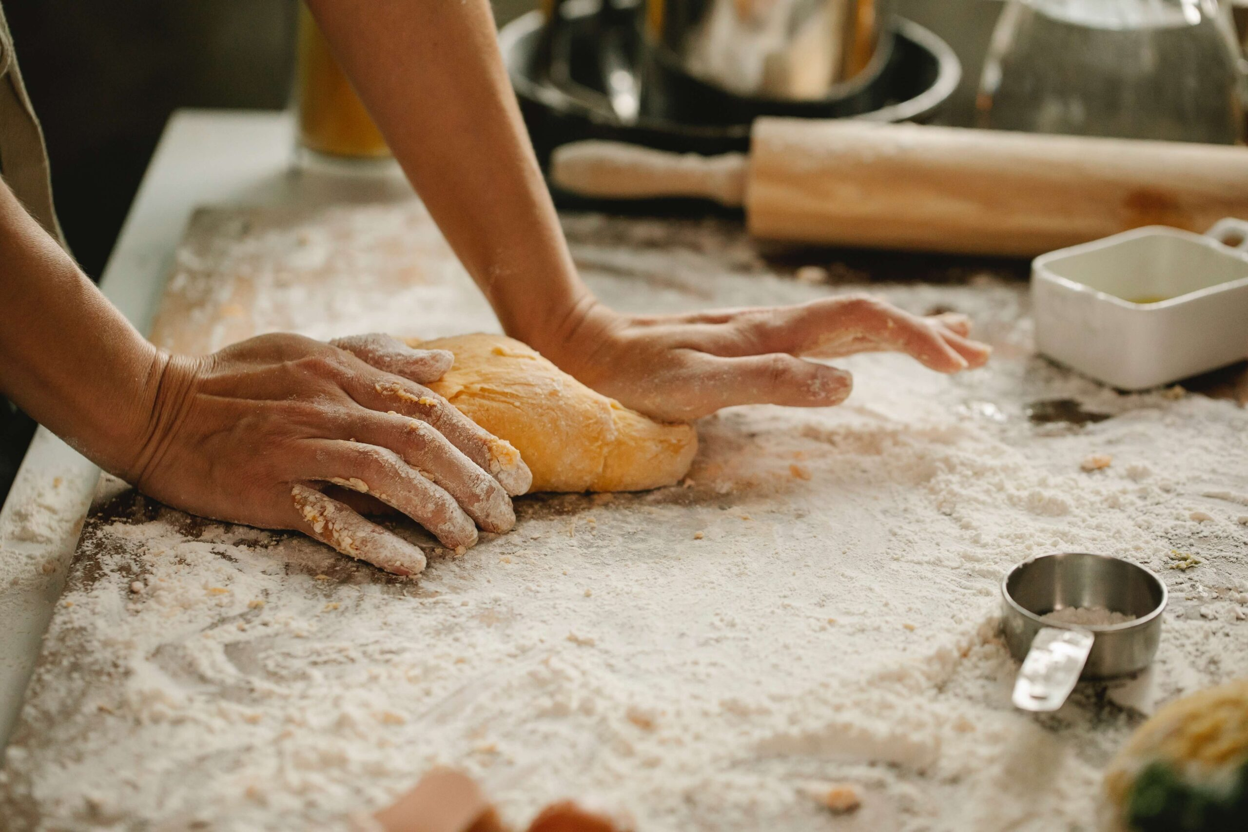 Read more about the article Homemade: Brot selber backen